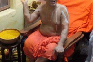New pontiff for Srirangam Srimad Andavan Ashramam