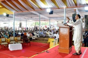 Vice President of India Addresses the 21st Graduation Ceremony of Srimad Andavan Arts & Science College
