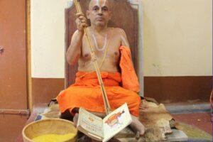 500 attend Srimad Andavan's webinar Anugraha Bhashanam on Sandhyavandanam
